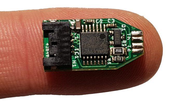 Micro-CTA unit